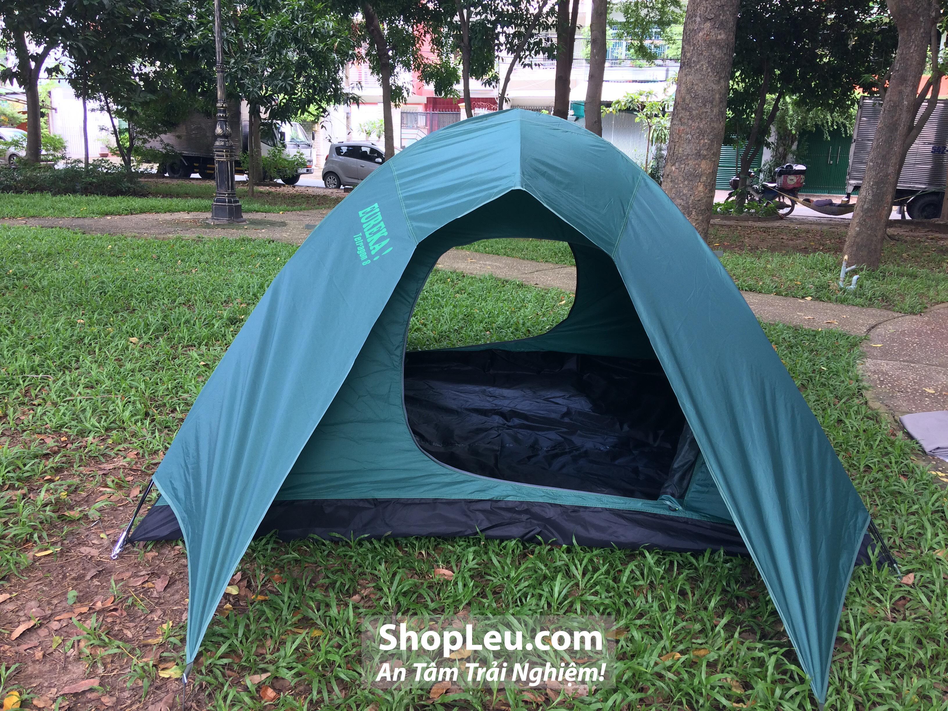 lều cắm trại gia đình