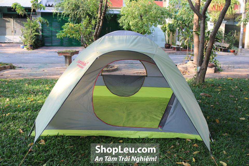 Lều cắm trại 6 người eureka tetragon8 một cửa