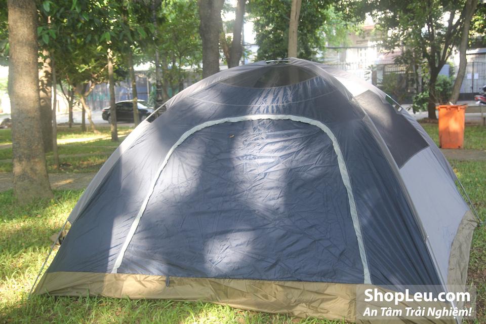 Lều cắm trại 8 người Eureka 2 lớp chất lượng - Made in Việt Nam