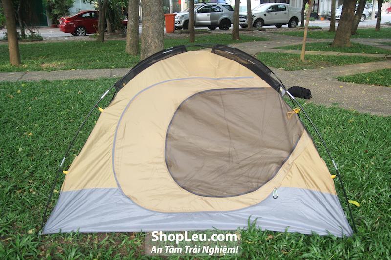 dựng lều cắm trại 2 người eureka backcountry