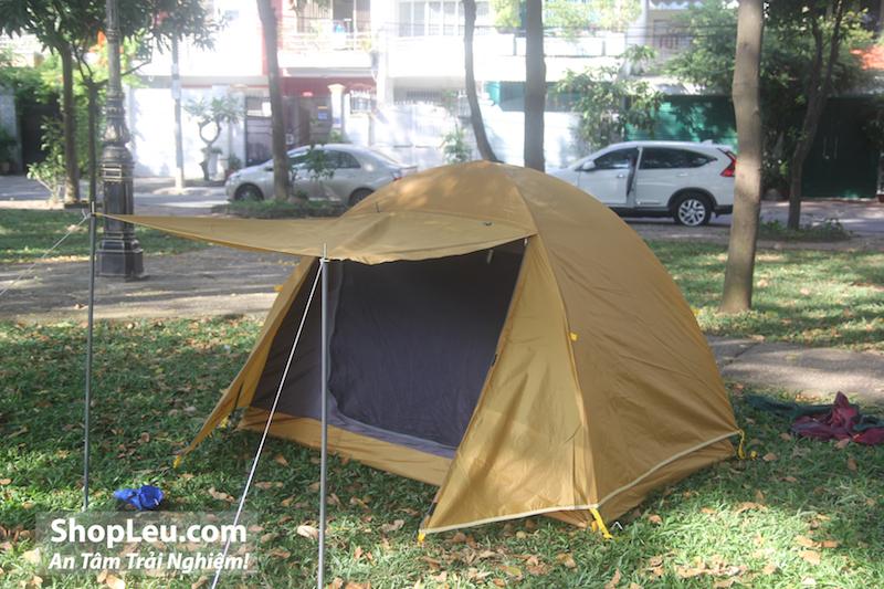 lều cắm trại 2 người eureka tetragon2