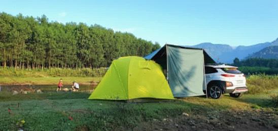 lều 4 người campo grand