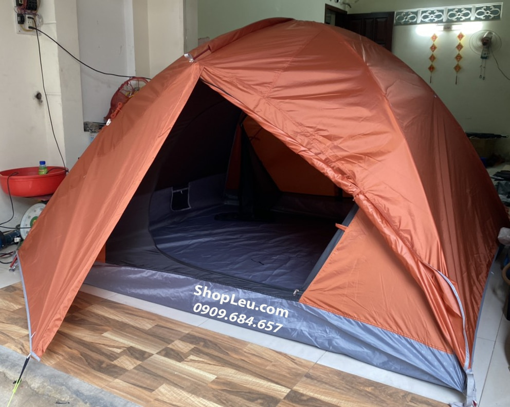 lều 5-6 người campo khung nhôm
