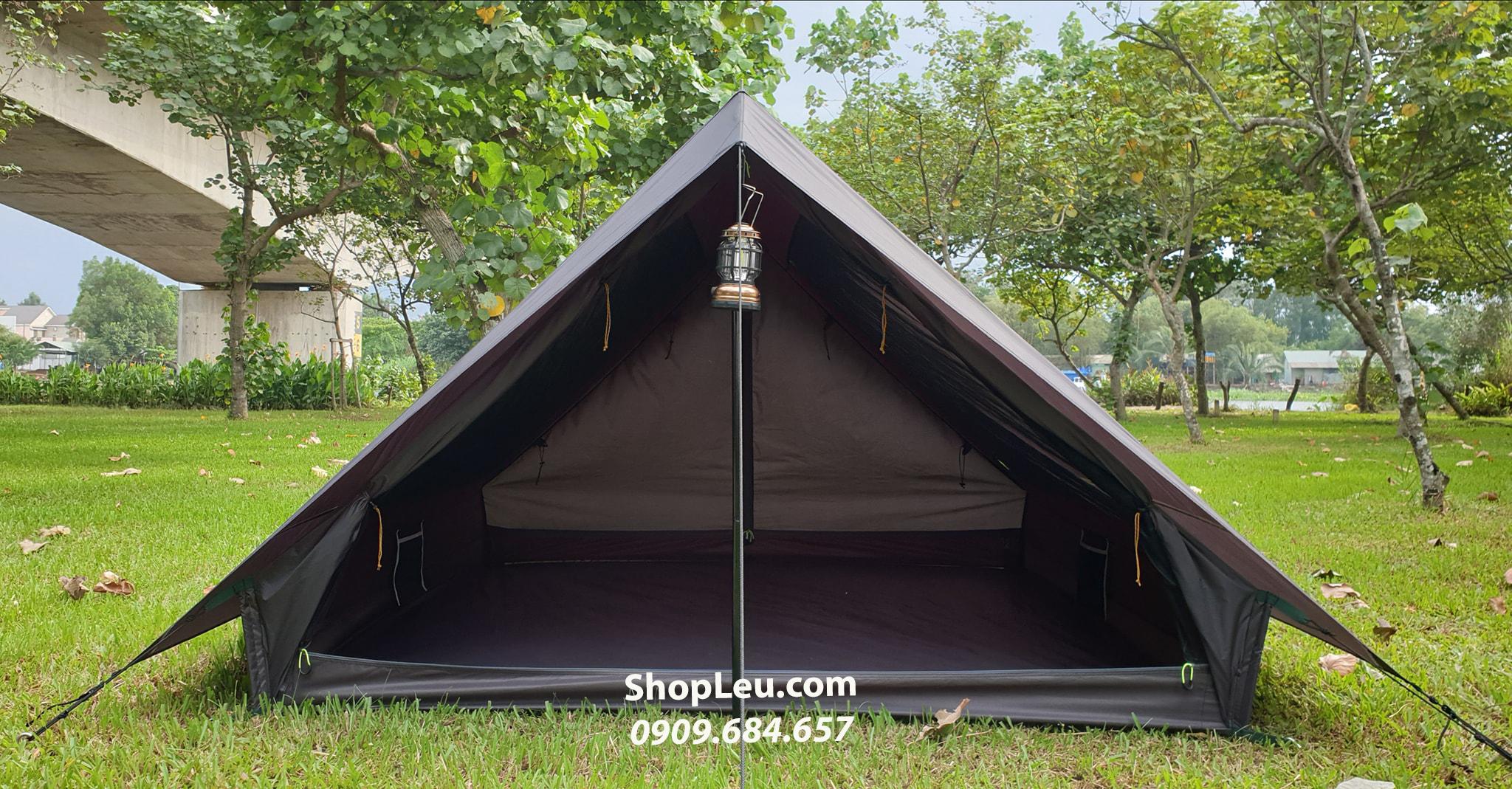 lều vintage home 4 - 5p xám